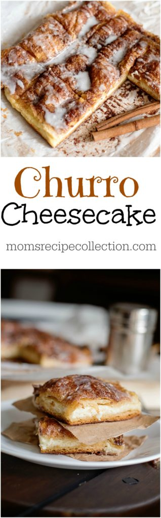 This churro cheesecake recipe is easy to follow and comes together quickly.
