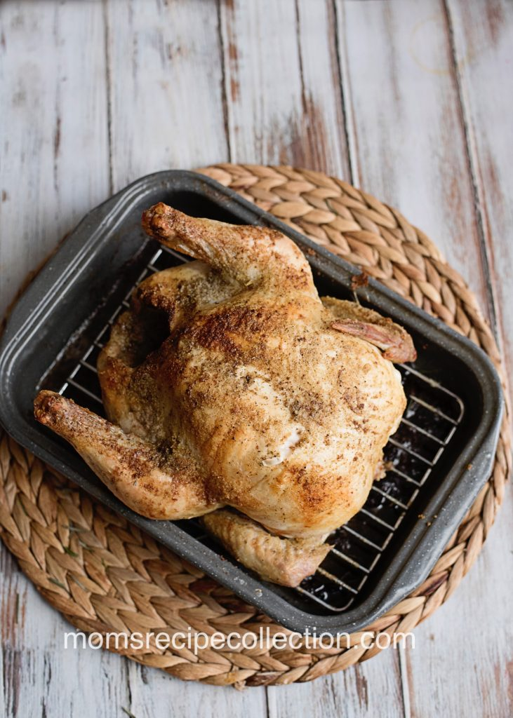 This Simple Roast Chicken will surely become a family favorite!