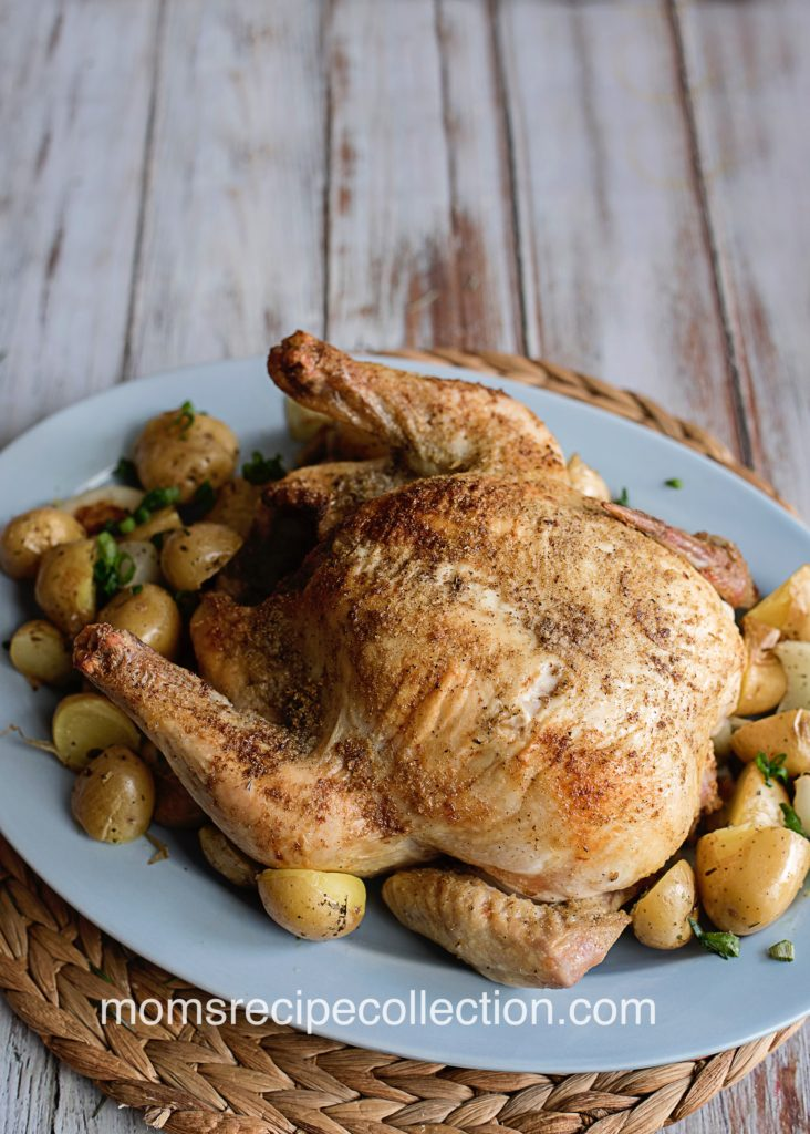 Roast Chicken | Mom's Recipe Collection