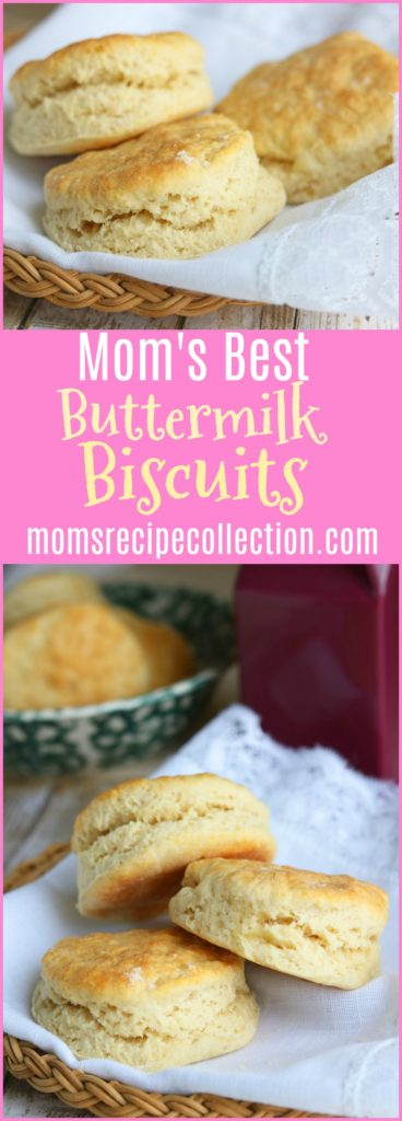 This buttermilk biscuits recipe is simple and a side dish favorite.