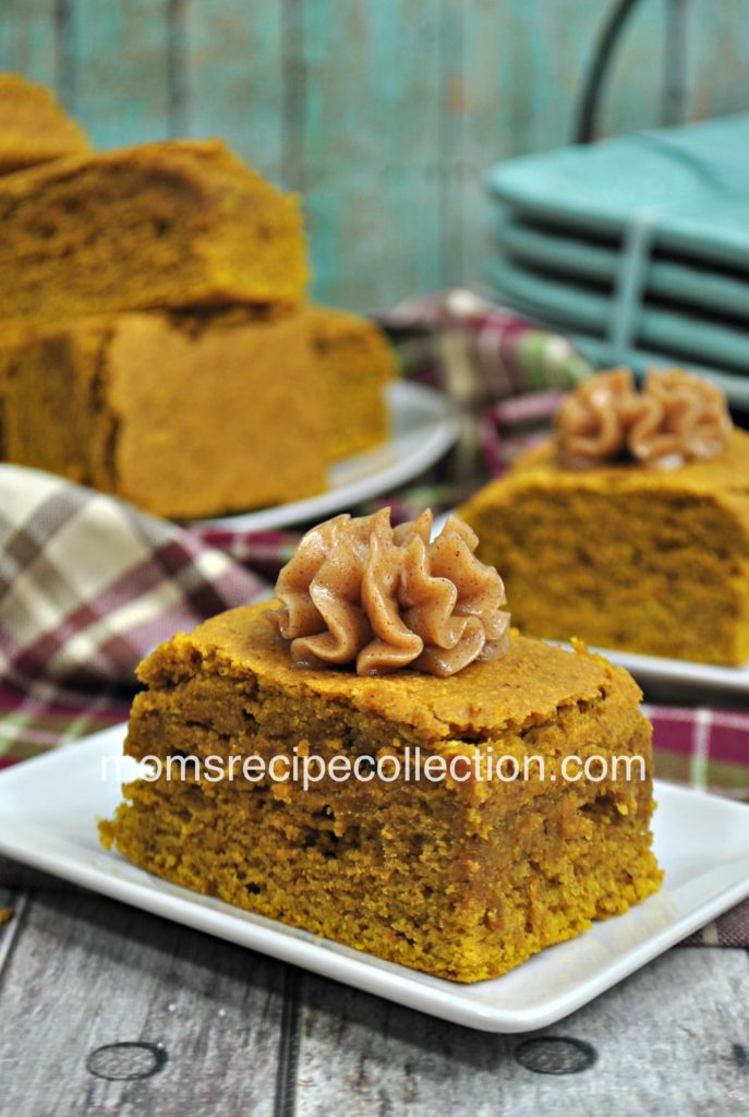 This pumpkin cornbread is delicious topped with honey butter.