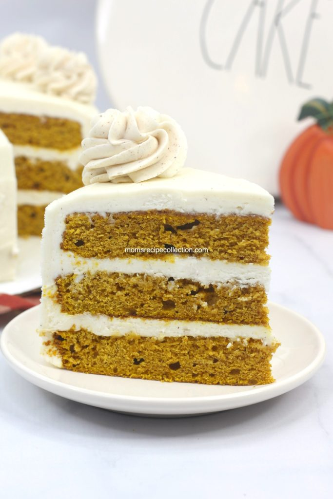 This magic pumpkin cake will be your new favorite go-to treat.